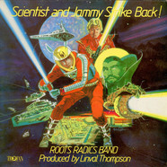 Scientist & Prince Jammy - Scientist And Jammy Strike Back!