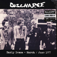 Discharge - Early Demos March/June 1977