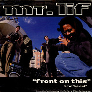 Mr. Lif - Front On This