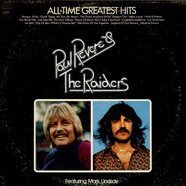 Paul Revere & The Raiders - All-Time Greatest Hits