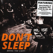 Don't Sleep - Bring The Light (Orange Vinyl)