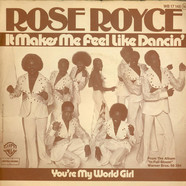 Rose Royce - It Makes Me Feel Like Dancin'