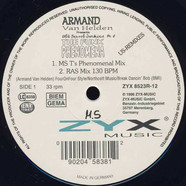 Armand Van Helden Presents Old School Junkies - The Funk Phenomena (US-Remixes)