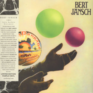 Bert Jansch - Santa Barbara Honeymoon Purple Vinyl Edition