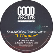 Sean McCabe & Nathan Adams - I Wonder
