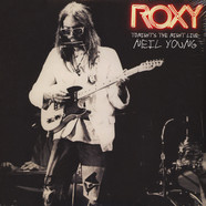 Neil Young - Roxy - Tonight's The Night Live
