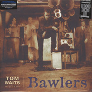 Tom Waits - Bawlers Translucent Blue Viny Edition