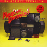 DJ Spooky Presents Phantom Dancehall - Phantom Dancehall