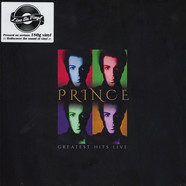 Prince - Greatest Hits Live