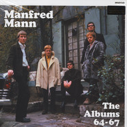 Manfred Mann - The Albums '64-'67