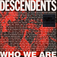 Descendents - Who We Are - RSD Edition