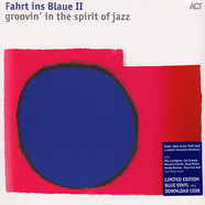 V.A. - Fahrt Ins Blaue II - Groovin' In The Spirit Of Jazz Blue Vinyl Edition