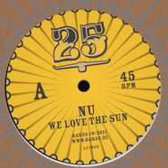 Nu - We Love The Sun