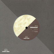 Inhmost - Genesis Dubs / Saturation Point White & Transparent Mixed Vinyl Edition