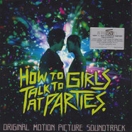 V.A. - OST How to Talk to Girls at Parties Colored Vinyl Edition