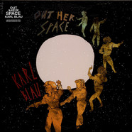 Karl Blau - Out Her Space Red Vinyl Edition