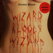 Electric Wizard - Wizard Bloody Wizard Red Vinyl Edition