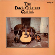 David Grisman Quintet - The David Grisman Quintet