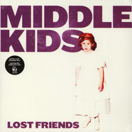 Middle Kids - Lost Friends Lilac Vinyl Edition