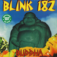 Blink 182 - Buddha Green Vinyl Edition