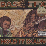 Das EFX - Hold It Down Black Vinyl Edition