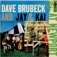 Dave Brubeck And J.J. Johnson & Kai Winding - At Newport