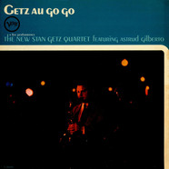 The New Stan Getz Quartet Featuring Astrud Gilberto - Getz Au Go Go