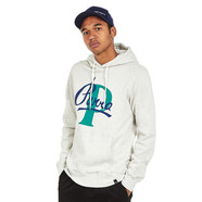 Parra - Painterly Script Hooded Sweater