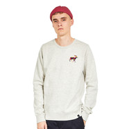 Parra - Retired Racer Crew Neck Sweater