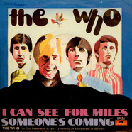 The Who - I Can See For Miles / Someone's Coming