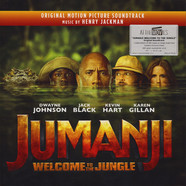 Henry Jackman - OST Jumanji: Welcome to the Jungle