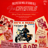 Crystals, The - The Crystals Sing Their Greatest Hits