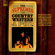 The Supremes - Sing Country Western & Pop