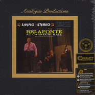 Harry Belafonte - Belafonte At Carnegie Hall 45RPM, 200g Vinyl Edition