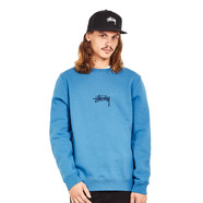 Stüssy - Stock Applique Crew Sweater
