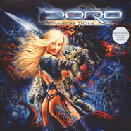 Doro - Warrior Soul Blue Vinyl Edition