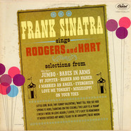 Frank Sinatra - Sings Rodgers And Hart