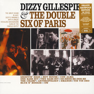 Dizzy Gillespie - Dizzy Gillespie & The Double Six Of Paris Gatefoldsleeve Edition