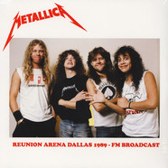 Metallica - Reunion Arena Dallas 1989 FM BROADCAST