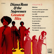 Diana Ross & The Supremes - Greatest Hits Volume 3