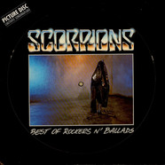 Scorpions - Best Of Rockers 'N' Ballads