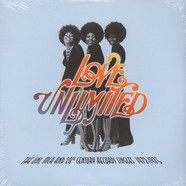 Love Unlimited - Uni MCA & 20th Century Records Singles 1972-1975