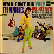 The Ventures - Walk, Don't Run Vol.2