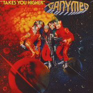 Ganymed - Takes You Higher Black Vinyl Edition