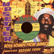 Junior Murvin / Jah Lion - Bad Weed / Police And Soldier