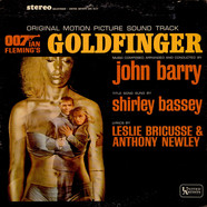 John Barry - OST Goldfinger