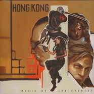 John Everist - OST Shadowrun: Hong Kong Black Vinyl Edition