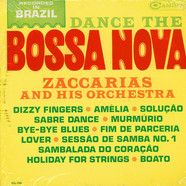 Zaccarias And His Orchestra - Dance The Bossa Nova