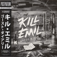 Kill Emil - Ghost Diary Black Vinyl Edition