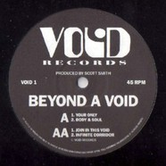 Beyond A Void - Untitled EP
